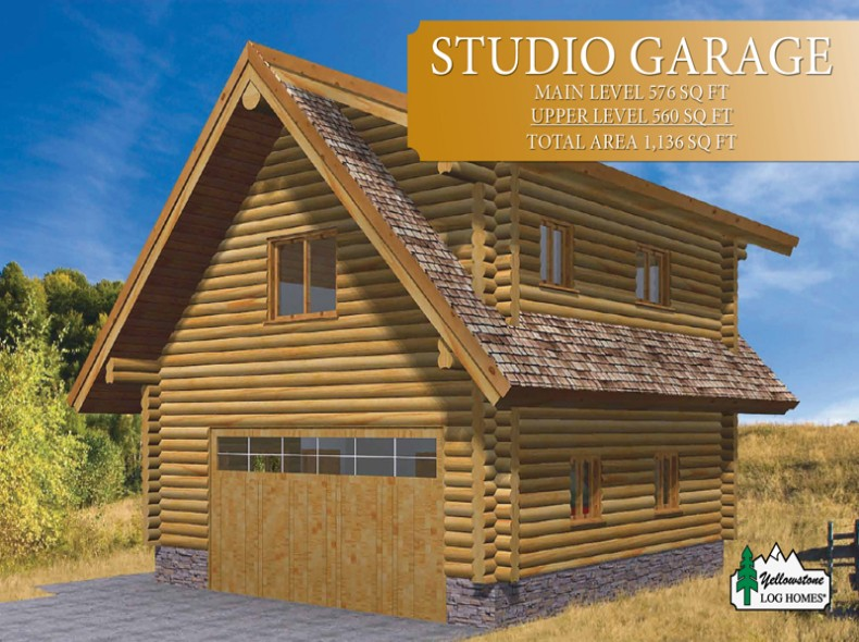 The 16 Best Log Cabin Garage Plans Architecture Plans